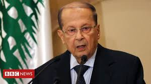 Aoun Says New Maritime Claim Needs Government Approval